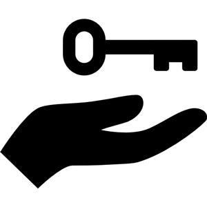 Icono acceso prioritario