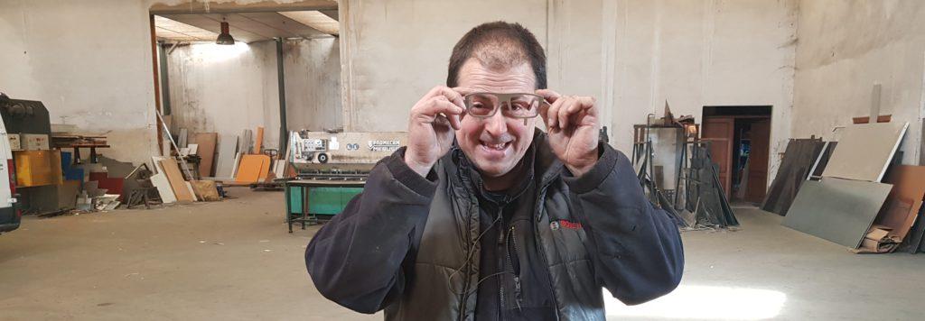 Taller fabricación gafas Honest Awards de Honest Summit 2019