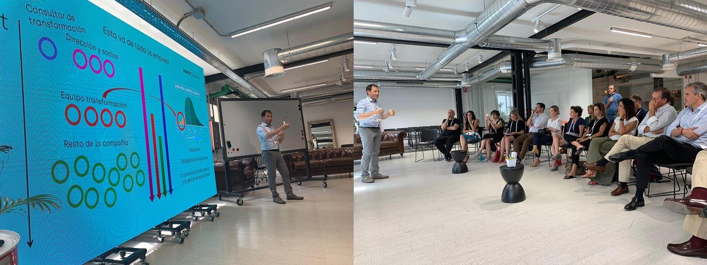 Transformación cultural de empresas con Héctor Robles
