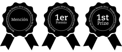 Premios internacionales Domo