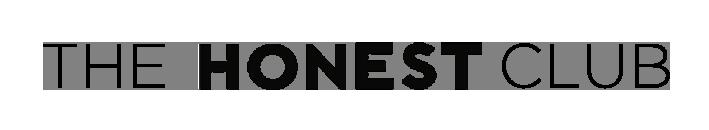 Logo The Honest Club black